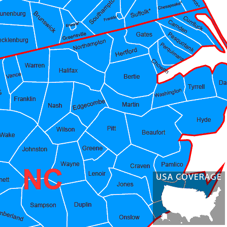 Editable USA Zip Code Maps And America County Boundary Maps - Zip code map of us