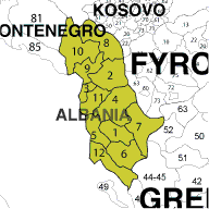 fyrom postcode map