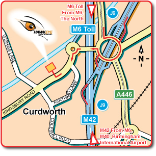 cudworth website map