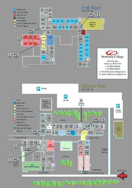 Site plans college campus maps and bulding layout plan design – Site Plan Maps